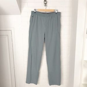 {Rhone} Men's Grey Casual Athletic Pants